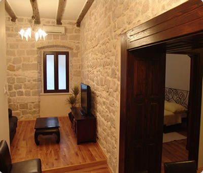 Porthos Apartment