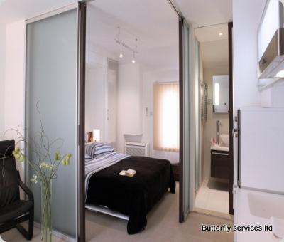 Вид апартаментов MirÓ Studio Apartments V