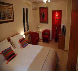 Apartment unit Zephyrus room II