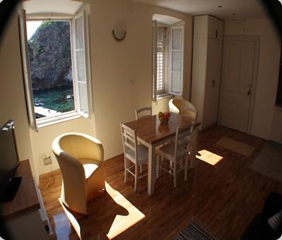 Hideaway  apartment